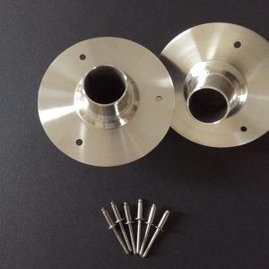 *Motor-Designparts* Auspuffeinsätze 34mm für XJR 1200 + 1300