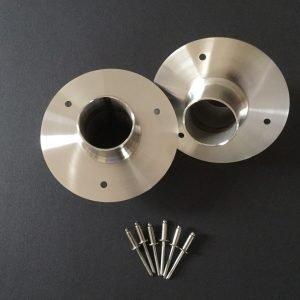 *Motor-Designparts* Auspuffeinsätze 42mm für XJR 1200 + 1300