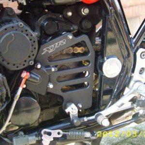 *Motor-Designparts* Ritzelabdeckung Yamaha XJR1200/1300/SP OPEN