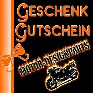 *** Geschenk-Gutschein *Motor-Designparts* ***