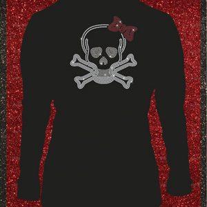 Elfen & Helden Shirt Damen Skull