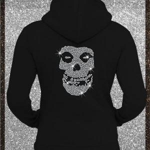 Elfen & Helden Jacke Damen Old Skull