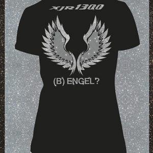 Elfen & Helden Shirt Damen B-Engel Halbarm