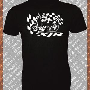 Elfen & Helden Shirt Herren XJR Racing bis 5XL