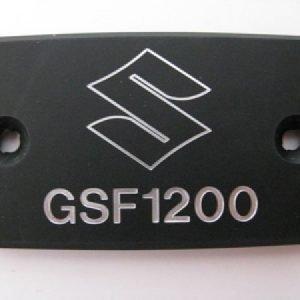 *Motor-Designparts* Brems- und/oder Kupplungsflüssigkeitsbehälterdeckel Suzuki