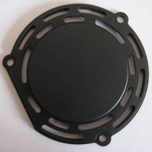 *Motor-Designparts* Lichtmaschinendeckel Yamaha Black Neutral