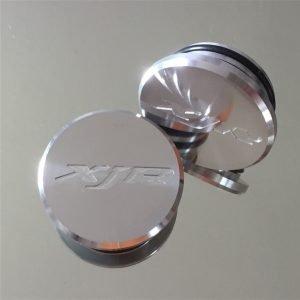 *Motor-Designparts* Schwingenkappen Yamaha XJR/FZS Fazer Poliert